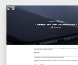 Mobile Lab's blog