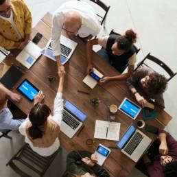 Accompagnement de bout en bout de votre entreprise dans votre transformation numérique