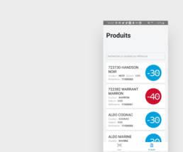 Besson Mobilité : liste des produits